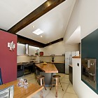 Energy and water efficient sustainable extension to 1870 cottage