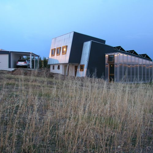 Sustainable designed home - Aldinga