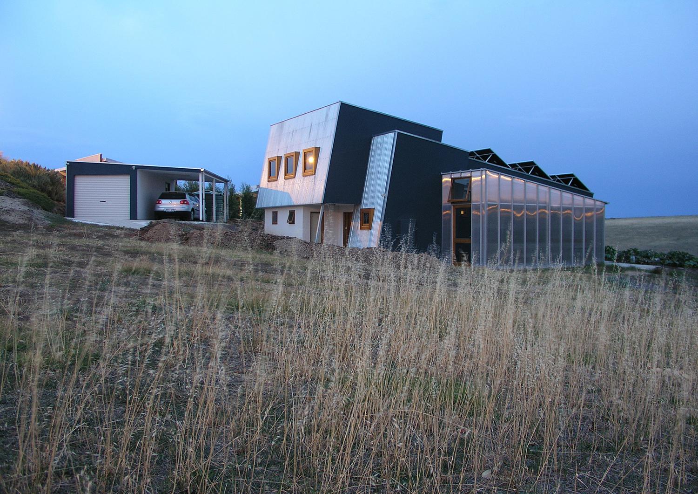 Aldinga Sustainable House Energy Architecture
