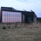 Sustainable designed home - Aldinga - side view