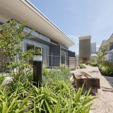 Sustainable designed affordable housing complex