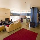Birdwood Art House - A contemporary architecturally designed home - interior