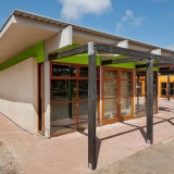'carbon neutral' classroom Christies Beach