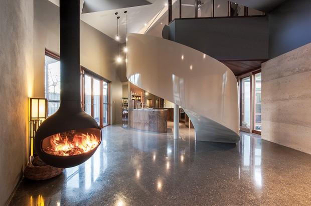 Prospect Villa rennovated for sustainable modern living