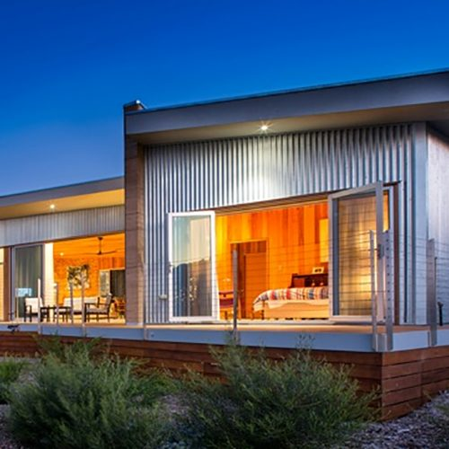 Country Coastal Shack - Coffin Bay