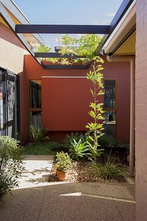 courtyard design,