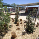 build, play, areas, space, activity, function, form, landscaped, connect, efficient, energy architecture, energy, architecture, Coober Pedy, school, architecture