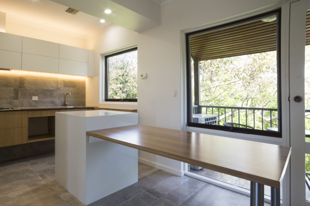 living, architectural, natural, space, contemporary, Adelaide, apartment, contemporary, bespoke, kitchen, bathroom